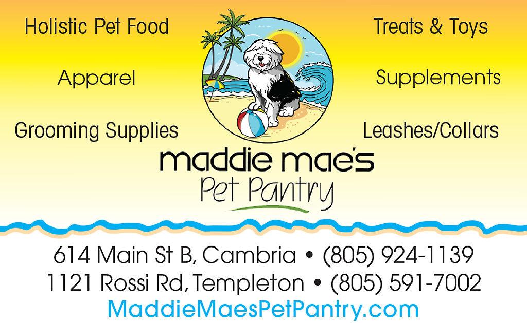 Maddie Mae's Pet Pantry EP VG52.jpg