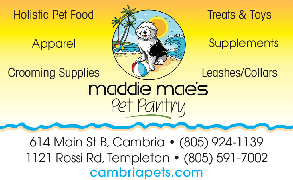 Maddie Mae's Pet Pantry EP VG50.jpg