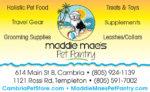Maddie Mae's Pet Pantry EP VG55.jpg