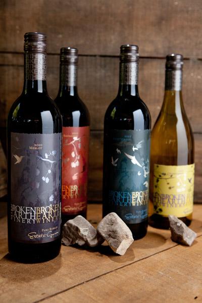 Broken Earth wines