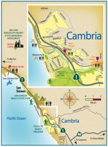 Cambria Visitors Guide