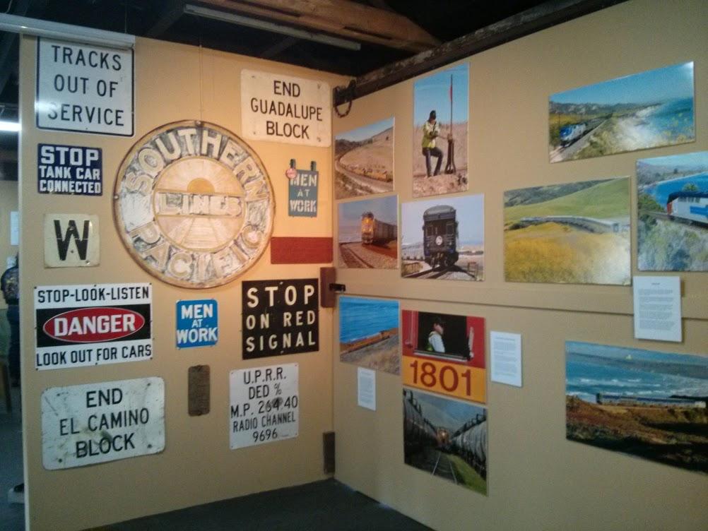 SLO Railroad Museum