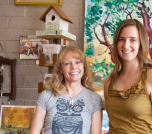 Boyd & Bradley and Dudleya Studio Arts
