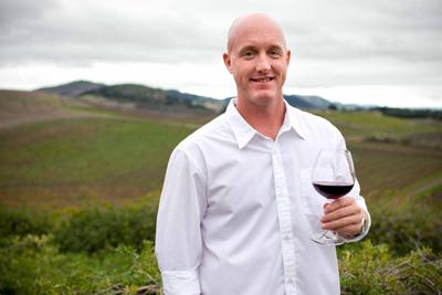 Winemaker Eric Hickey