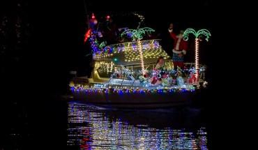 Morro Bay Boat Parade