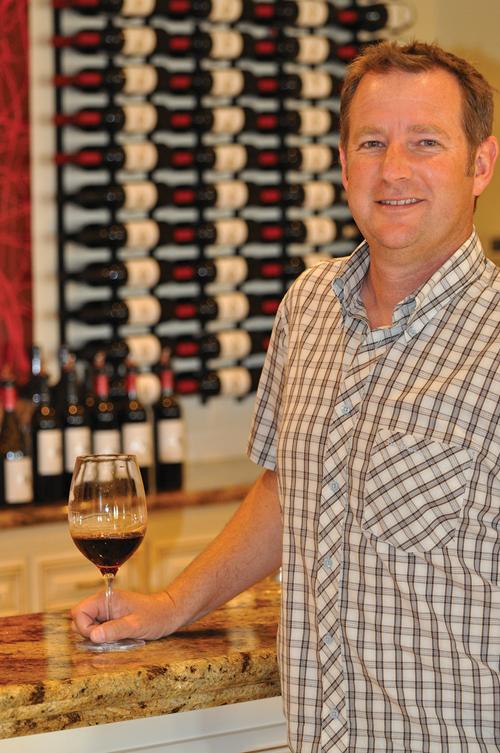 Winemaker Matt Ortman.