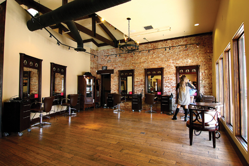 Twist StudioSpa in Paso Robles is a world-class salon with a well-educated staff offering a full list of day spa services.