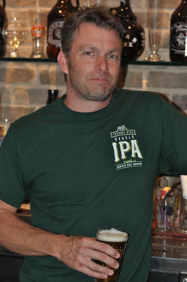 Pour House owner Shawn Copen