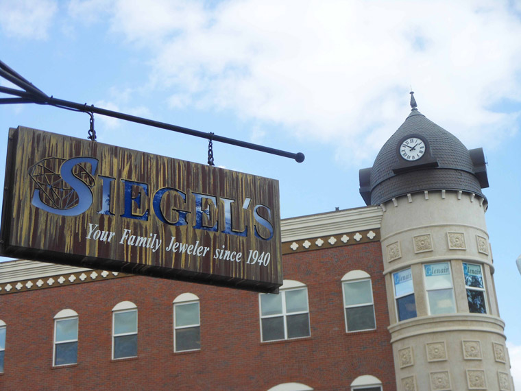 Visit A Gem In Paso Robles Siegel S Jewelry San Luis Obispo County Visitors Guide