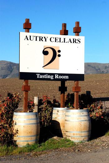Autry Cellars