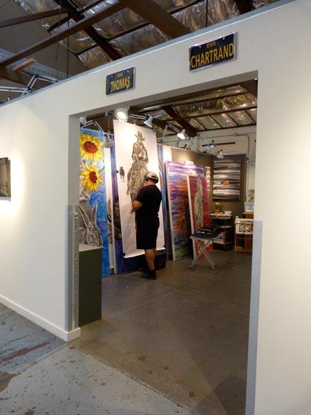 Inside StudiosOnPark
