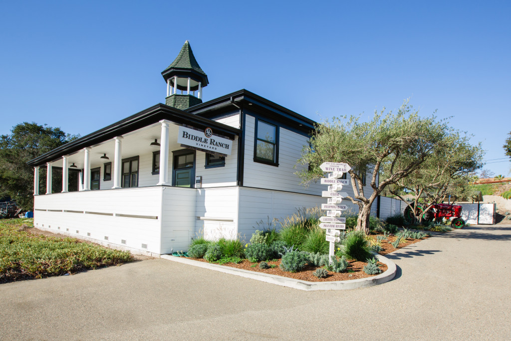 Biddle Ranch Vineyard Embodies Passion For Wine Food Family Friends And Fun San Luis Obispo County Visitors Guide