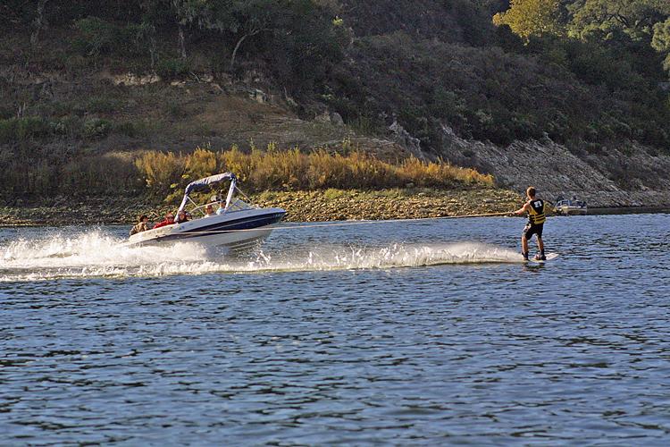 Enjoy A Day At Beautiful Lopez Lake San Luis Obispo
