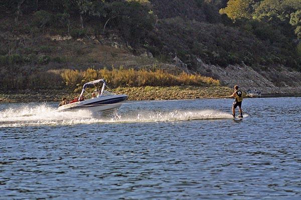 Enjoy A Day At Beautiful Lopez Lake San Luis Obispo County Visitors Guide