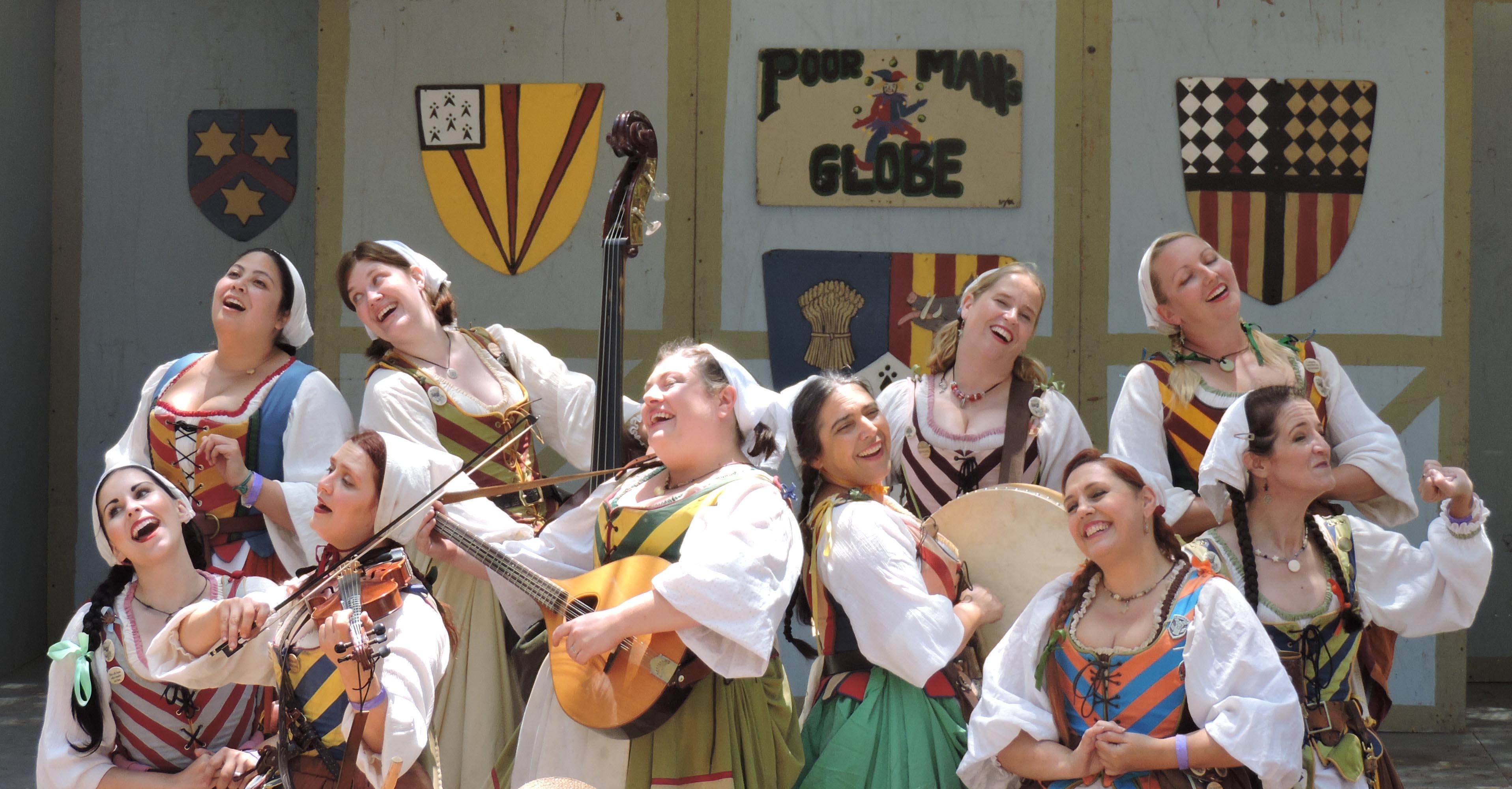 Slo Renaissance Festival Delivers Medieval Fun San Luis