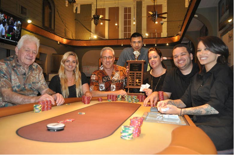 Central Coast Poker