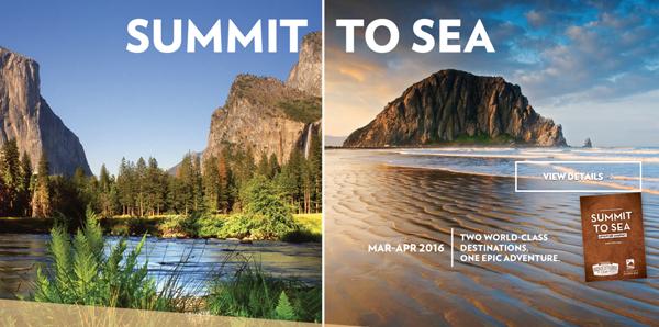 Morro Bay Pairs With Yosemite To Attract Spring Break