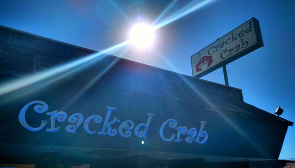 Cracked Crab Pismo Beach