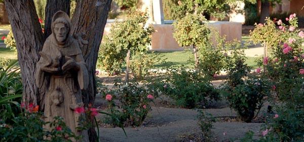 Gardens at san antonio mission