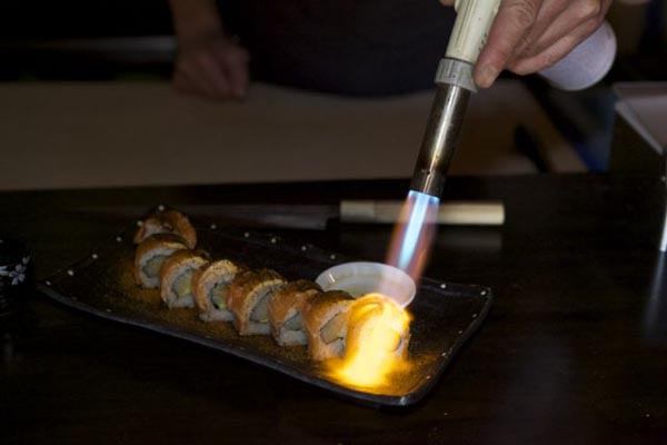 Kuma sushi los osos