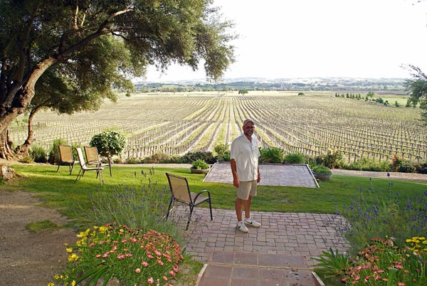 Paul Hoover, owner and winemaker at Still Waters.