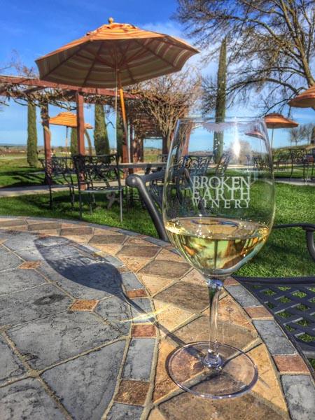 Broken earth paso robles wineries