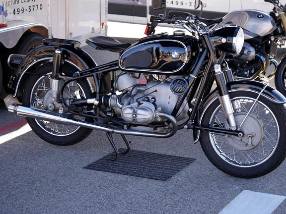 vintage bikes give slo classic motorcycle show retro style san