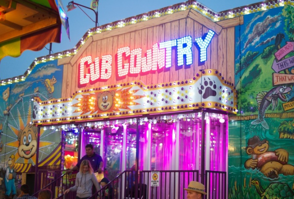 New Kids Carnival Coming To The Mid State Fair San Luis