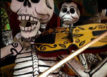 via vega vineyard and winery, paso robles, day of the dead
