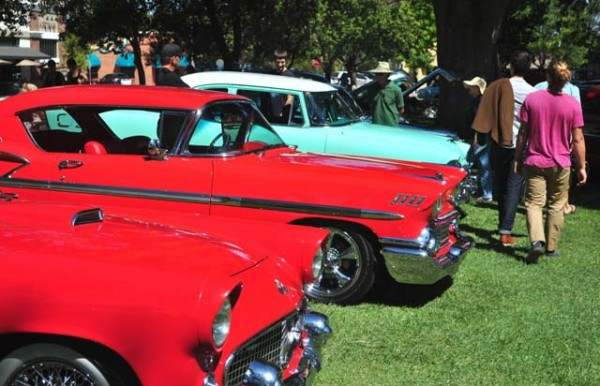 Golden State Classics Car Cruise Happening This Weekend In Paso - Classic car cruise