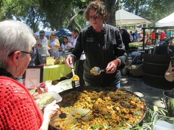 Paso Pinot And Paella Festival Returns On Sunday San