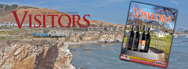 Request a copy of Visitors Guide