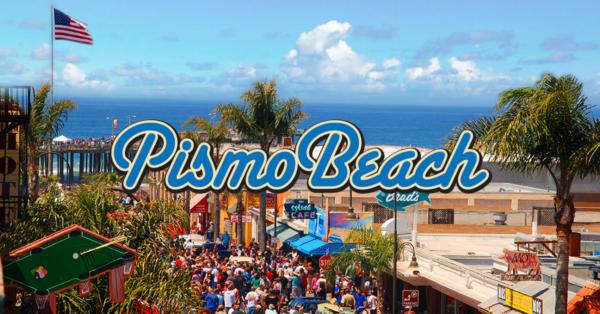 See Over Classic Cars In Pismo Beach San Luis Obispo County - Classic car show pismo beach