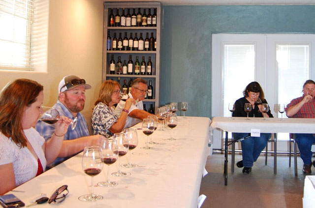 Hansen Winery Cab Challenge