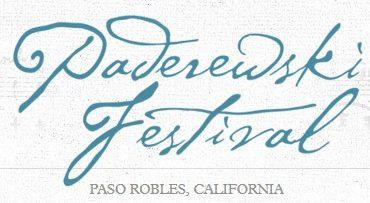 Paderewski Festival logo