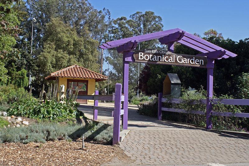 SLO Botanical Gardens