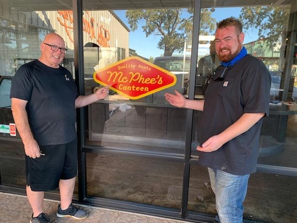 mcphees reopening