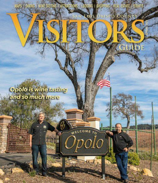 2020 slo visitors guide cover