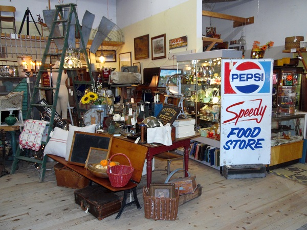 Antiquing in Paso Robles