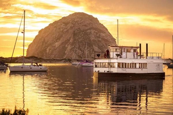 Cruise Morro Bay